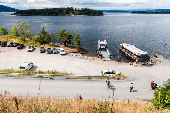 Byggingen av minnestedet på Utøykaia starter på mandag