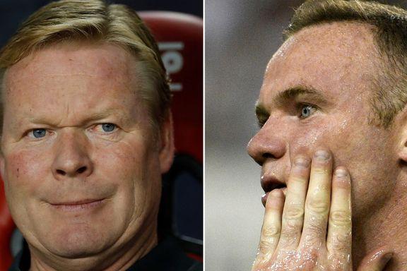 Wayne Rooney i hardt vær etter fyllekjøring: Må forklare seg for Everton-sjefen