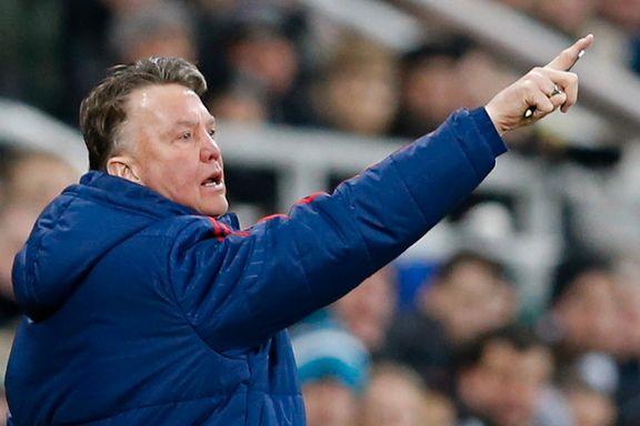 Van Gaal avviser Mourinho-ryktene