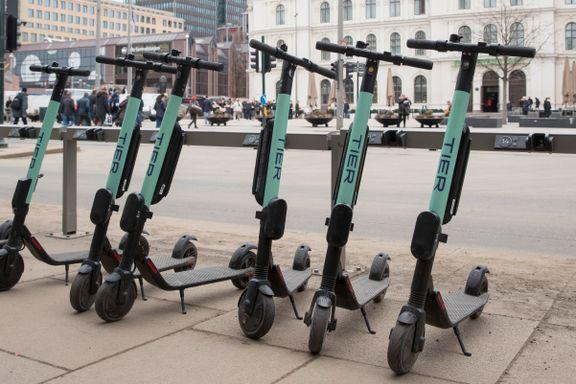 Aftenposten mener: Oslo må rydde opp i sparkesyklene