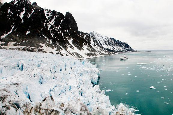 Sist det var like høy konsentrasjon av CO2 i atmosfæren, var det skog i Antarktis