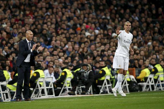 Zidane fikk perfekt start på Real-jobben