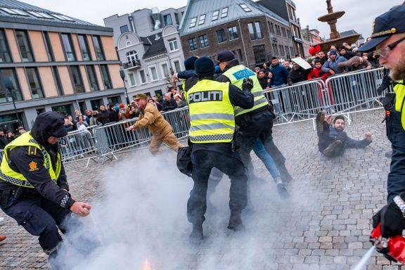 Aftenposten mener: Regjeringen må forsvare ytringsfriheten