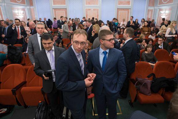 Russlands høyesterett forbyr Jehovas vitner