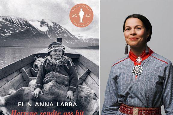 Tvangsflyttingen av svenske samer skulle styrke identiteten til norske bønder. Elin Anna Labba forteller historien i gripende bok.