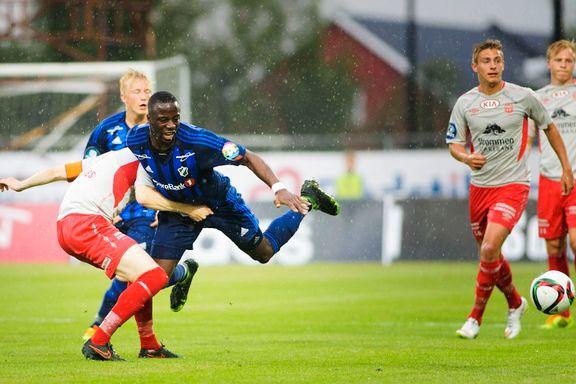 Diomande mister Norges playoff-kamper