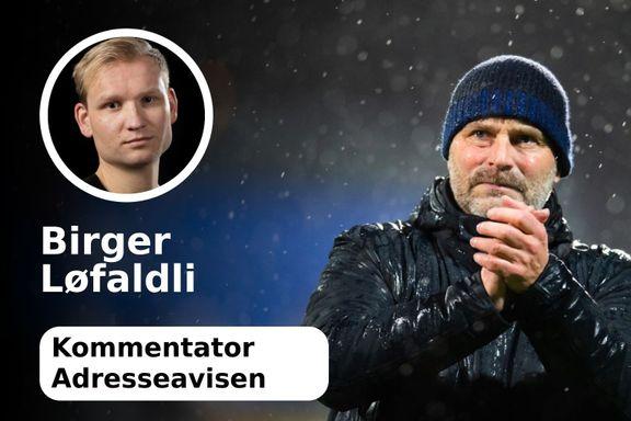Geir Bakkes nei er krise for Rosenborg