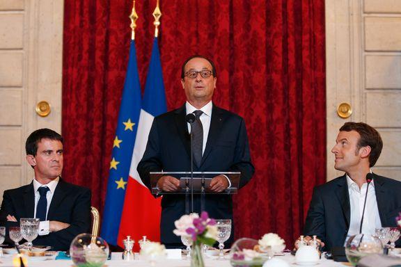 Det feilslåtte presidentskapet har skapt dype splittelser. Kan en av disse samle venstresiden i Frankrike?