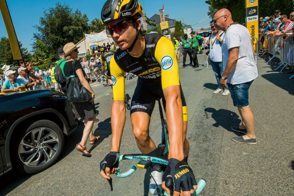 Spår en stor fremtid for Norges Tour de France-debutant