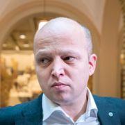 Aftenposten mener: Det er kobber, Vedum, ikke gull