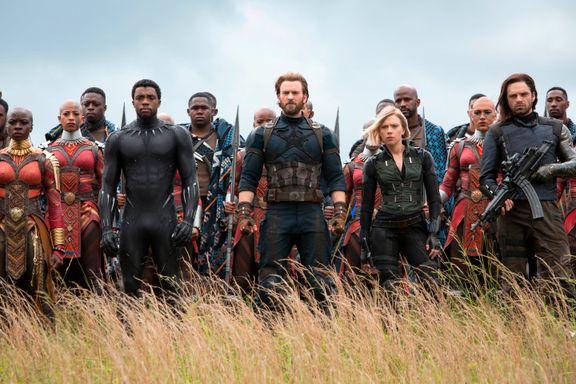 «Avengers» setter verdensrekord i premierehelgen
