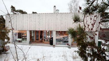 Familiens hus har fått internasjonal oppmerksomhet og kommunens arkitekturpris