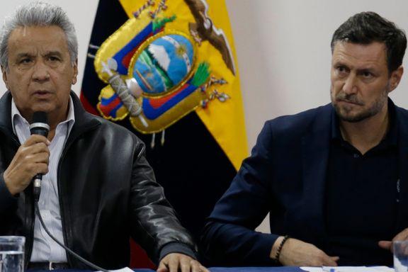 Ecuador gjeninnfører drivstoffstøtte etter demonstrasjoner