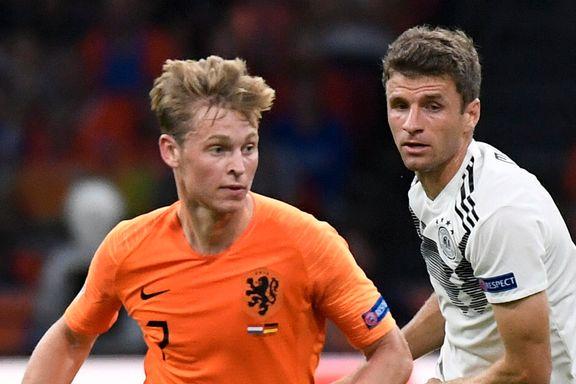 Barcelona vant budrunden -  betaler utrolige 750 millioner for nederlandsk supertalent