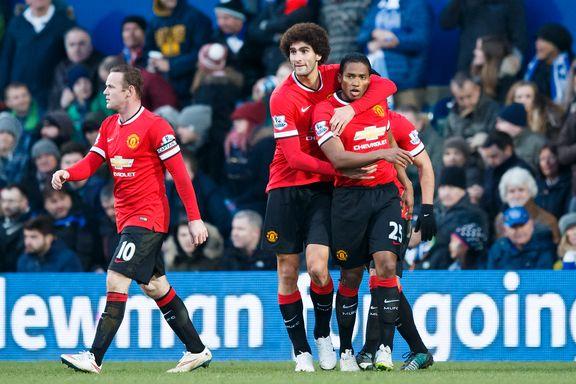 Innbytter Fellaini reddet ny United-seier