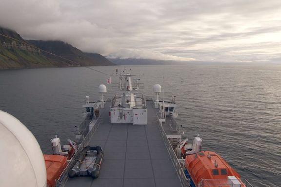 NRK roses for nytt sakte-TV-program: – Magiske Svalbard!