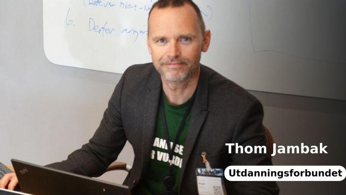 «Å være lærer i videregående kan føles som å bli bedt om å hoppe i Vikersund med langrennsski»