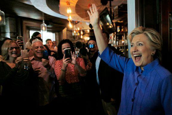 Ny undersøkelse: Hver fjerde republikaner i Florida stemmer på Hillary Clinton