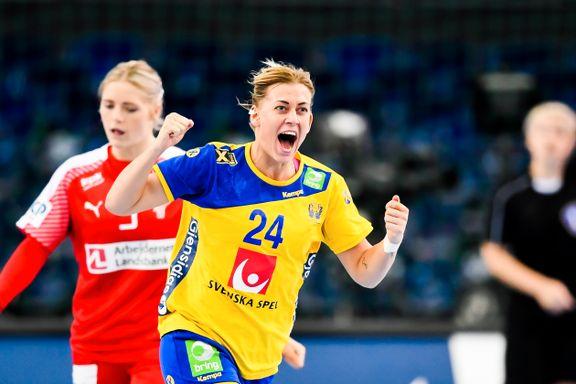 Sverige snudde mareritt til historisk VM-semifinale: Håper på drømmefinale mot Norge