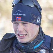 Gunnulfsen tilbake på ski seks uker etter benbruddet: – Må være idiot