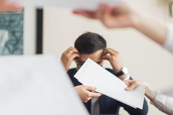 Syv vaner som gjør at du kan miste respekten på jobb