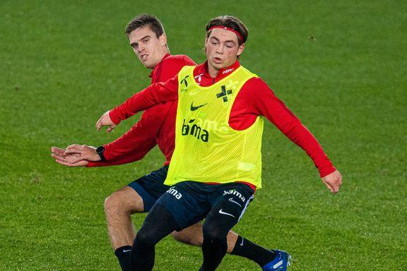 Tre nye landslagsspillere har testet positivt på korona. Nakstad: – Ikke spesielt overraskende.