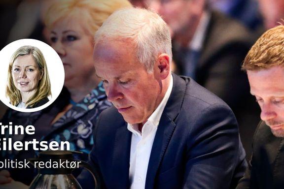 Både politikken og bemanningen trenger fornyelse i Høyre