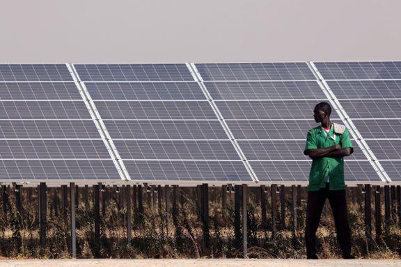 Norsk bistand kan utløse milliarder i fornybarinvesteringer