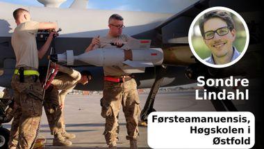 Krigen mot terror forlenges fordi sivile drepes i amerikanske droneangrep