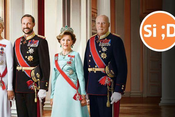 «Monarki er et utdatert styresett»
