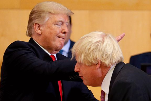 Fredag forlater britene EU. Nå står trøbbelsakene med USA i kø.