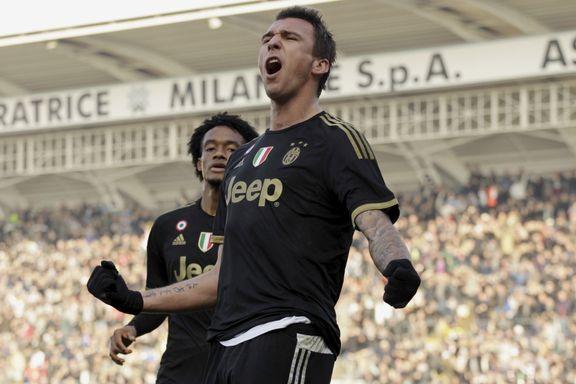 Sjuende seier på rad for Juventus