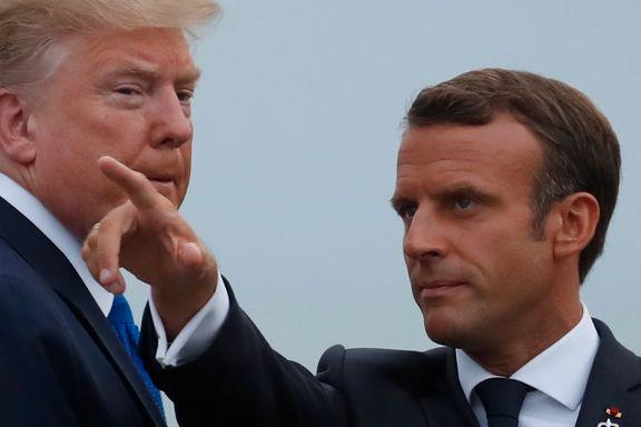 Han vil bli Europas mektige mann. Men Macrons alenegang skremmer. Er han ruset på makt?