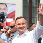 Polens president Duda møter hard konkurranse