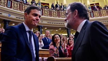 Spanias nye statsminister tatt i ed uten bibel