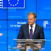 EU-presidenten: Utsettelse av brexit forutsetter ja til brexitavtalen i Underhuset