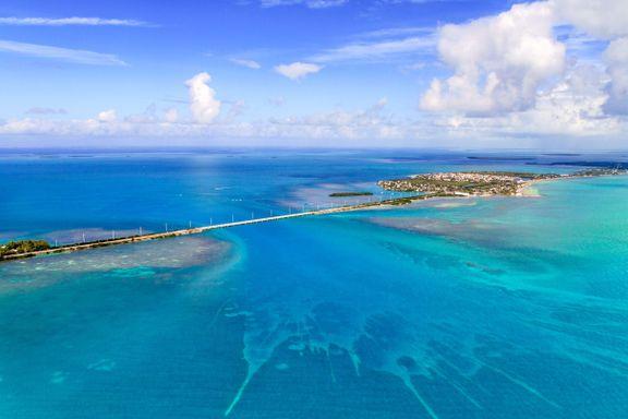 Florida Keys spås å ligge under vann før neste århundreskifte: – Vi må bare nyte så lenge det varer.