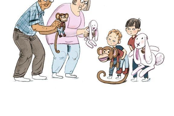 Frode Thuen: Besteforeldrene ser lite til barnebarna og ønsker mer kontakt. Hva kan de gjøre?