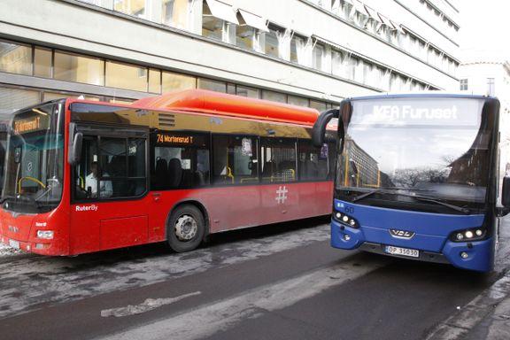 Vil ha lovendring for å gjøre Ikea-bussen mer miljøvennlig
