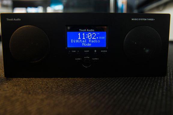 Slukking av FM-nettet blir ikke utsatt