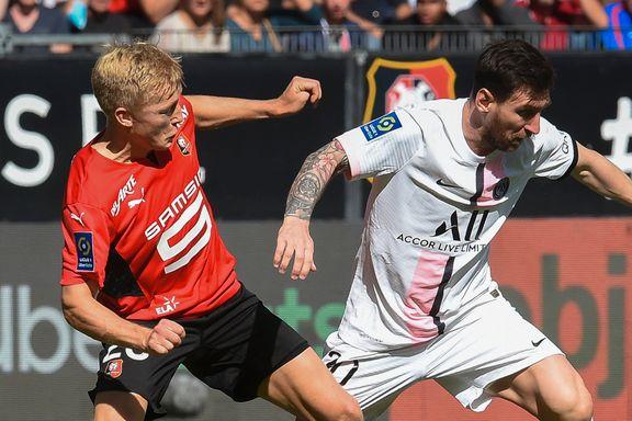 Birger Meling (26) temmet Messi & co