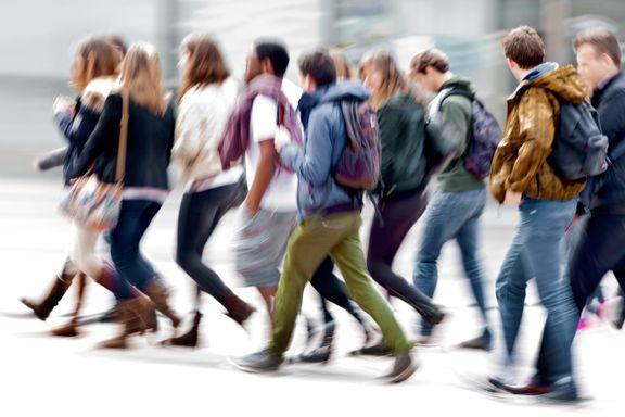 Katrine (17): – Noen sliter psykisk og kommer ikke inn på skolen der alle vennene skal gå. Kan man kalle det fritt skolevalg?