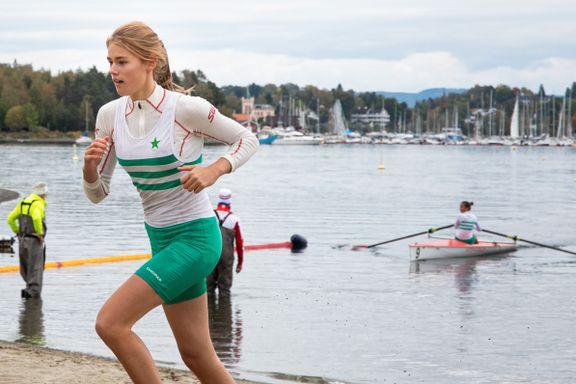 Første norske mester i helt ny OL-øvelse
