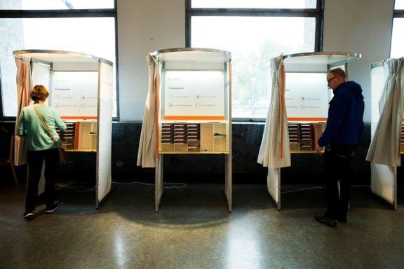 Ny rapport: Kan ikke utelukke utenlandsk påvirkning på norske valg