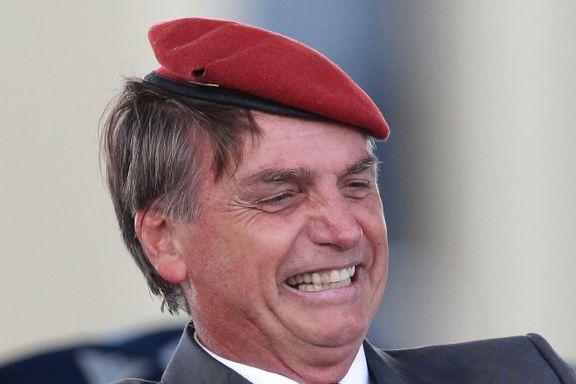 Aftenposten mener: Høyrepopulismen truer også i Brasil