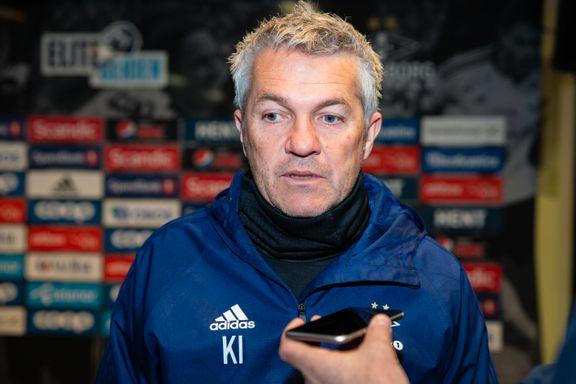 RBK-laget: Ny kamp på benken for Søderlund