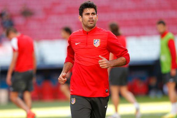 Diego Costa tatt med til VM