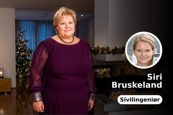 Politikken din i høst, Erna Solberg, har ikke gjort meg mer trygg på å forsøke å få flere barn