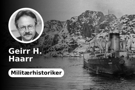 Hvorfor angrep Hitler Norge?