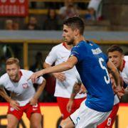 Chelsea-stjerne reddet poeng for Italia i Balotellis comeback